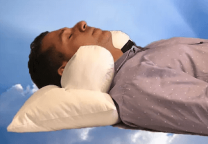 Neck Nest Pillow Sleep